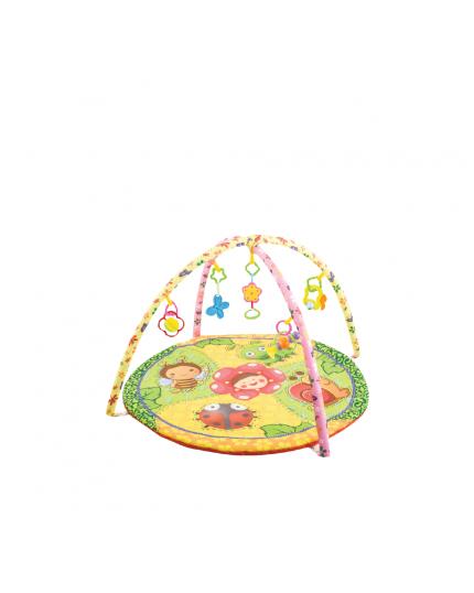 U-Baby Play Gym Natural World (Model: PM123818) - Natural World