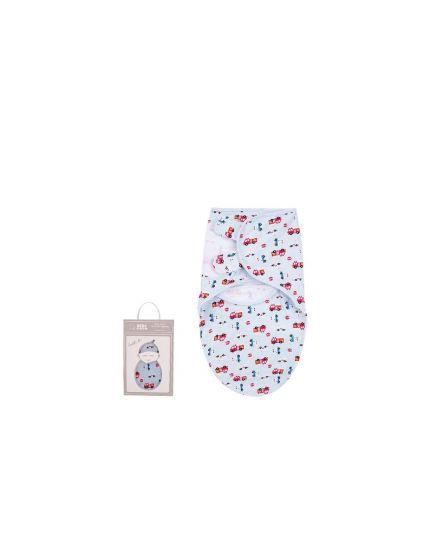 Bebe Comfort B Baby Wrap Swaddle Blanket-BU(BC42015)