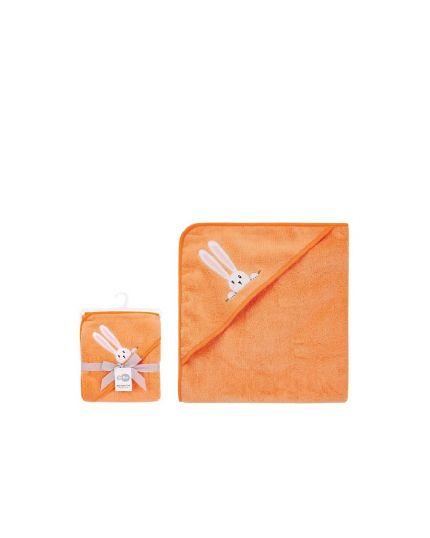 Bebe Comfort Baby Hooded Bath Towel-OR(BC62025)