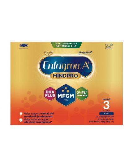 Enfagrow A+ MindPro 2FL Milk Formula Powder Step 3 - 3.48kg