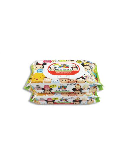 Disney Tsum Tsum Baby Wipes (2 x 80's)